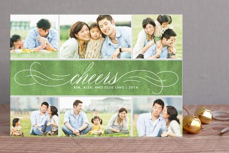 Sending Peace Holiday Postcards