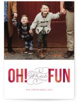 Oh! What Fun by Ann Gardner
