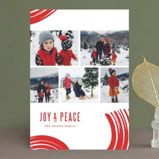 Windows of Joy Holiday Postcards
