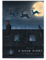 Christmas Night by Gwen Bedat