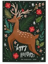Joyous Deer by Elly