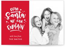 Dear Santa by Michelle Poe
