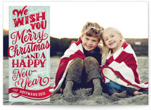 Vintage Holiday Wishes