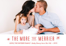The More, the Merrier Holiday Postcards