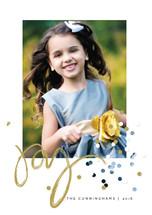 Confetti Joy Holiday Postcards