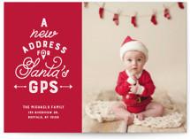 New address for Santa's... by Lea Delaveris