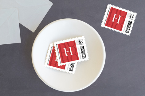 Happiest Holidays Holiday Stamps