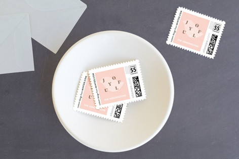 Geel Holiday Stamps