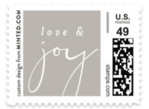 Simple Corner Holiday Stamps