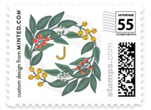 Cheers to the Holidays Holiday Stamps