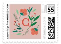 Peace Dove Botanicals by curiouszhi design