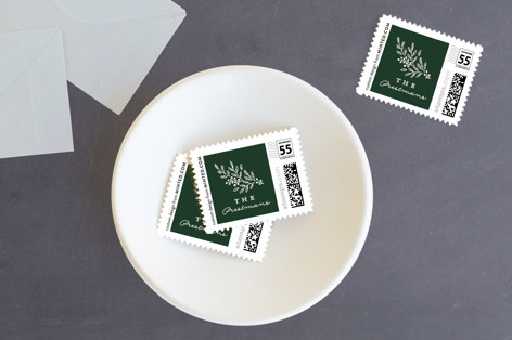 Montpelier Holiday Stamps