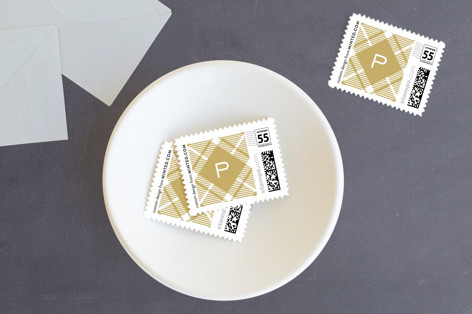 With Love Holiday Stamps