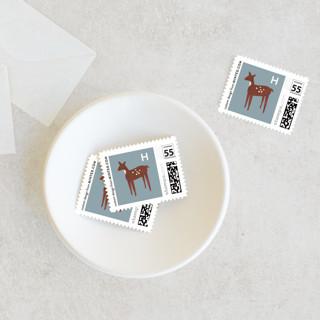 yosemite Holiday Stamps