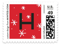 Simple Wish Holiday Stamps