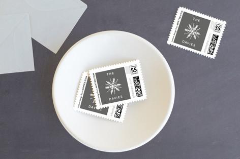 WON-DER-FUL Holiday Stamps