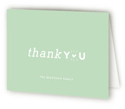 Sunbeam Baby Shower Thank You Cards