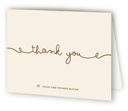 Baby Love Baby Shower Thank You Cards