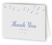 Petit Nuage Baby Shower Thank You Cards