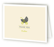 Love Equals Baby Shower Thank You Cards