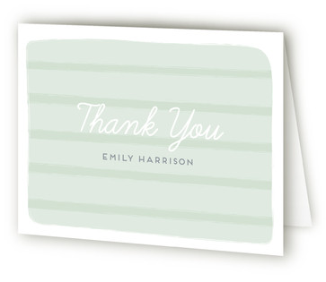 A Special Delivery Baby Shower Thank You Cards