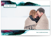 Unabashed Holiday Photo Cards