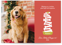 Piled High Holiday Photo Cards