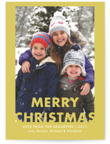 Merry Window Cutout