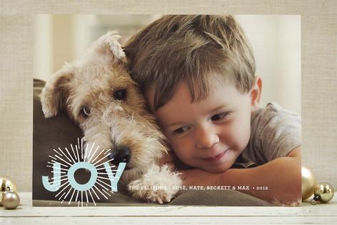Shine Bright Holiday Photo Cards