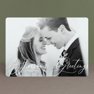 dacquiose Holiday Photo Cards