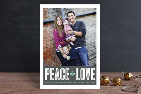 Come Together Holiday Photo Cards