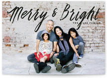 Brushed Merry & Bright by Four Wet Feet Design