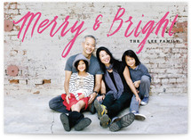 Brushed Merry & Bright