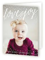 Snowy Love and Joy