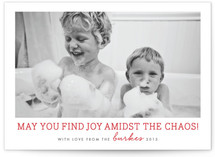 May You Find Joy Amidst the Chaos