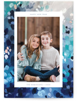Frost Garden Holiday Photo Cards