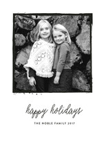 Medium Format Holiday Photo Cards
