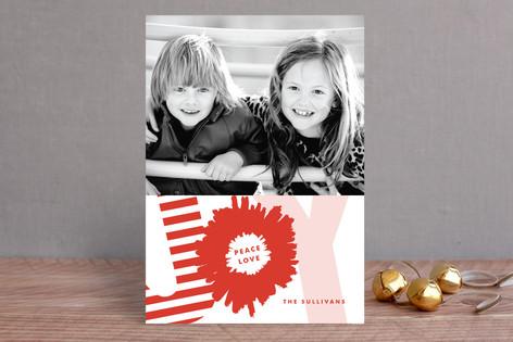 Resounding Joy Holiday Photo Cards