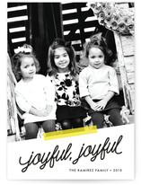 Joyful, Joyful by Frooted Design