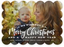 Traditional Merry Christmas