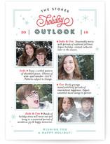 Holiday Forecast by Jennifer Wick