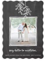 Hello to Mistletoe
