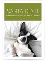 Santa Did It
