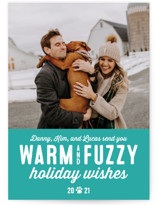 Warm Fuzzies by Lea Delaveris