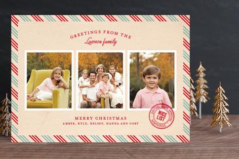 Par Avon Holiday Photo Cards