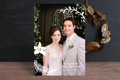 Holiday Overlay Holiday Photo Cards