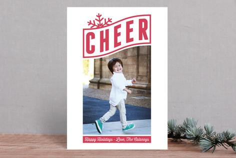 Cheery Holiday Photo Cards
