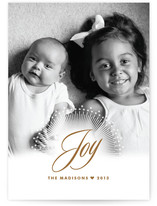 Radiance Holiday Photo Cards