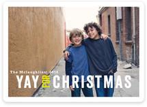 YAY for Christmas