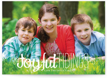 Joy and Tidings by chica design